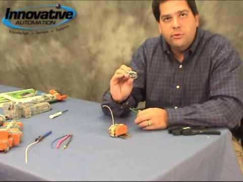 Cool Gadget: WAGO Cage Clamp Terminal Blocks