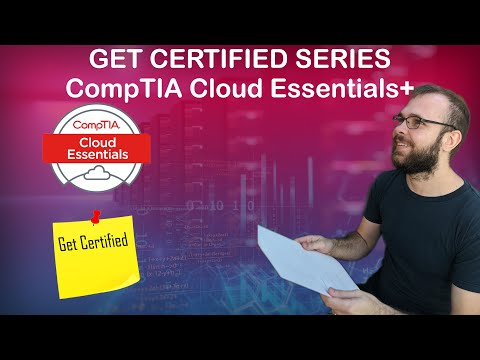 CompTIA Cloud Essentials+ Cert Tips - YouTube