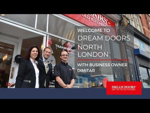 North London Kitchen Showroom video