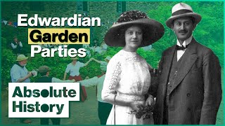 Throwing An Edwardian Party   Edwardian Farm EP9   Absolute History
