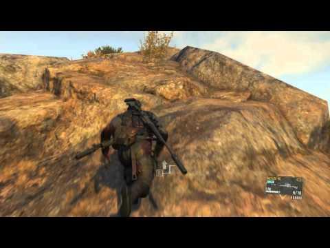 Metal Gear Solid V: The Phantom Pain - Все цели задания - Эпизод 36 - Следы призраков (Невидимка)