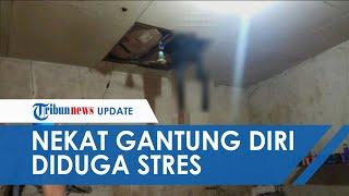 Diduga Stres Tak Ada Penghasilan, Pemuda asal Padang yang Kerja di Tangerang Tewas Gantung Diri