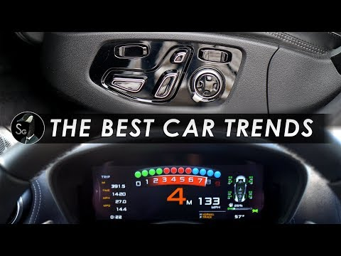 The Best Trends in Modern Cars and Trucks