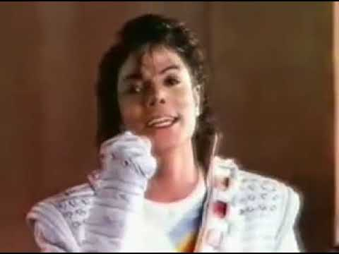 Michael Jackson   Another Part Of Me Captain 1986(Official Video)