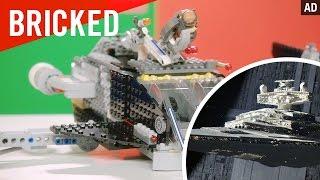 Star Wars: LEGO Bricked by Disney