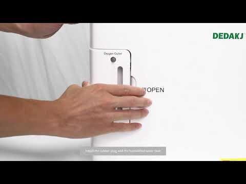 Dedakj DE-1S Oxygen Concentrator