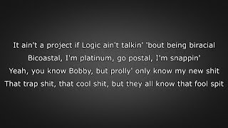 Logic   Keanu Reeves (Lyrics)