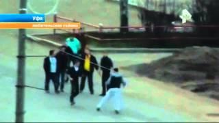 Члены бойцовского клуба устроили две массовые драки в Уфе