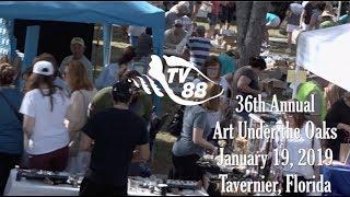 Art Under the Oaks - Tavernier