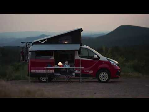 Las Nissan Camper, perfectas para la aventura