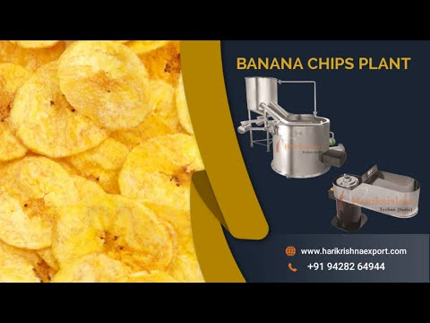Circular Batch  Fryer Machine