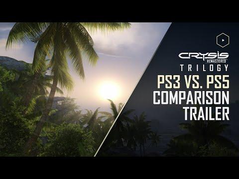 Comparaison PS3 v. PS5 de Crysis Remastered Trilogy