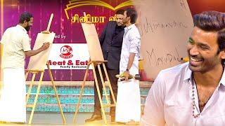 Vetrimaran-க்கு கோபம் ஜாஸ்தி..! - Dhanush   Ananda Vikatan Cinema Awards