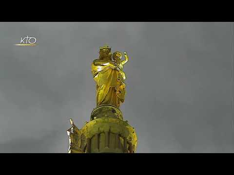 Laudes et Messe du 27 novembre 2020 à Notre-Dame de la Garde