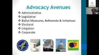 Anybody can be an advocate: Measuring your council's readiness to work on policy