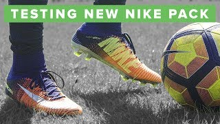 NIKE TIME TO SHINE PACK PLAY TEST
