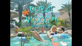 DUBAI VLOGG #6 || Badar Med Delfiner