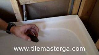 How to install, replace a bathtub - plumbing, drain, bathroom installation, bath tub atlanta