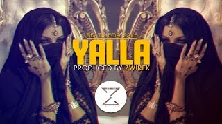 """Yalla""   Arabic   Trap   Oriental   Beat   Instrumental   Produced by ZwiReK"