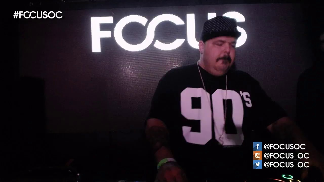 Dj Sneak - Live @ Focus 2018