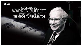 #WarrenBuffett #Consejos #Inversiones #mercados #finanzas #Director #Omaha #Investing