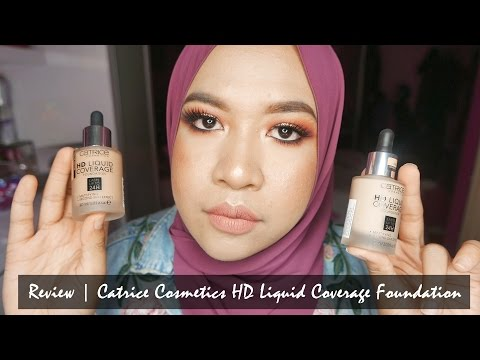 HD Liquid Coverage Foundation by Catrice Cosmetics #6