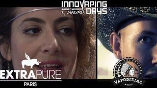 Extrapure & Vapodiziac font leur cinéma !