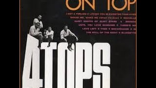 Four Tops - On Top  - I Got A Feeling /Motown 1966