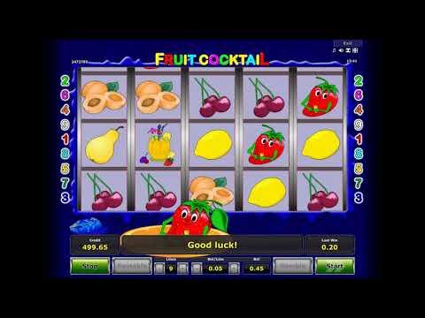 Fruit Cocktail slot gratis