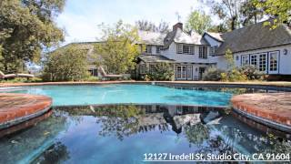 12127 Iredell St, Studio City, CA 91604