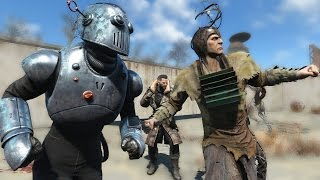 FALLOUT 4: FACTION LEADER FREE-FOR-ALL!