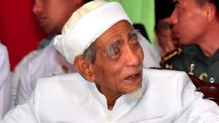 Mbah Maimun Zubair Meninggal Dunia di Mekkah