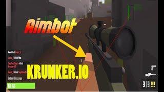 Krunker.io Aimbot Hacks (ESP+AIMBOT) Free Download