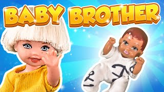 Barbie - Tommy's Baby Brother | Ep.247