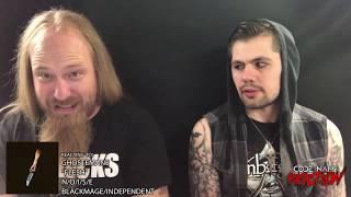 "Metal Heads React to ""Flesh"" by Ghostemane"