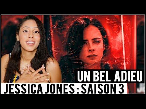 Jessica Jones saison 3 (Netflix) : Un bel adieu ! [Avec Spoilers]