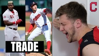 INDIANS FAN REACTS TO TREVOR BAUER TRADE