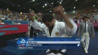 Galstyan Wins Men