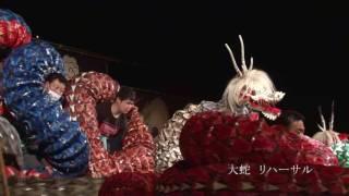 松阪に舞う石見神楽後野(うしろの)神楽社中2017