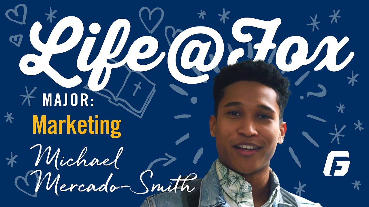 Watch video: Life@Fox: A Day in the Life of a Marketing Major