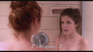 Pitch Perfect - Titanium (Lyrics) 1080pHD