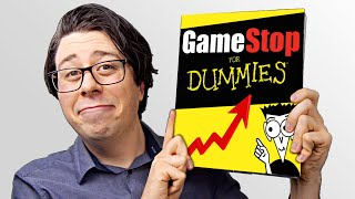 GameStop Stock Explained For Dummies
