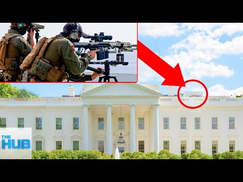 10 Crazy Security Features in The White House