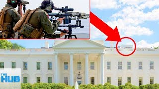 10 Crazy Security Features in The White House - Video Youtube
