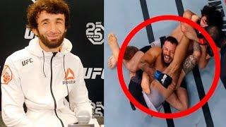 ОТВЕТ ЗАБИТА МАГОМЕДШАРИПОВА ПОСЛЕ ПОБЕДЫ НА UFC 228 !