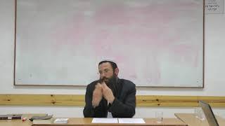 """מה ענין הקדושה בעם ישראל? לימוד מדרשי חז""""ל- פרשת קדושים שיעור 10 הרב אריאל אלקובי שליטא."""