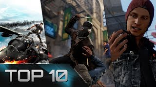 Top 10: Open World Games | V2 [HD]
