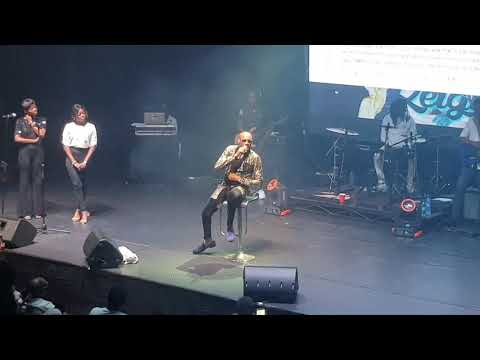 2baba talks God, Blackface, children and much more during Q&A segment at The Reign, 2baba