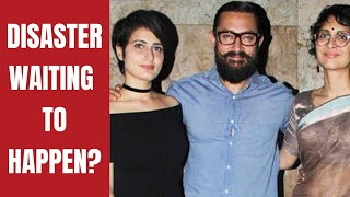 'Aamir Khan Wants to Marry Fatima Sana Shaikh' Insiders say Divorce was Disaster Waiting to Happen
