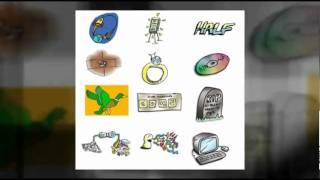 Innovative Illustrations - Icon Creation